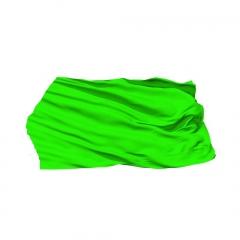 Bandera Tipo Panuelo Verde De 20 X 20