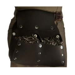 Cartuchera Clavera De Cuero Con Cinturon Promaxx