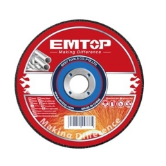 Disco 115x1,2mm Emtop Eacd121155 X Unidad