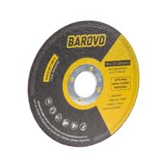 Disco De Corte 4 1/2 Espesor 1,6 Mm Barovo 11516-wa46tbf
