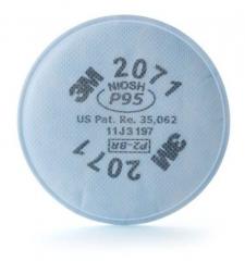 Filtro 3m 2071 P95 Para Particulas