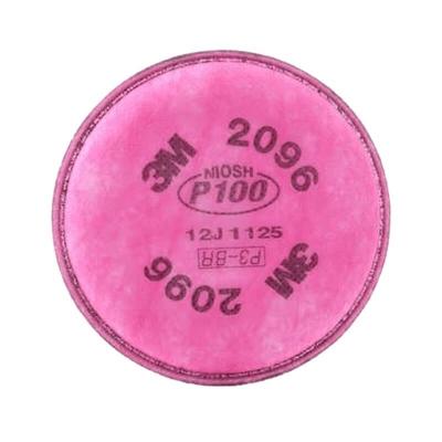 Filtro 3m 2096 P100 Para Particulas Y Gases Acidos