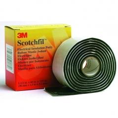 Cinta 3m Scotchfil Masilla Electrica 38mm X 1.5mts