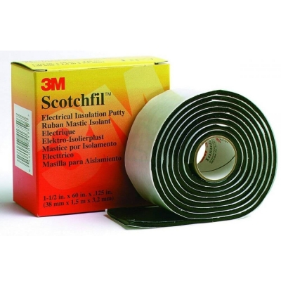 Cinta 3m Scotchfil Masilla Electrica 38mm X 1.5mts