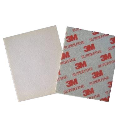 Lija Esponja 3m 30638 Soft Back Superfina Gr500a600 2640666