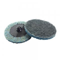 Discos Roloc De S/brite 2pulg Muy Fino Azul 3m-34169