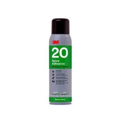 Adhesivo Para Madera En Aereosol 3m Scotch 20, 591ml