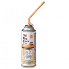 Espuma 3m 60893 Selladora Poliuretano Bloqueador De Fuego, Naranja 300ml
