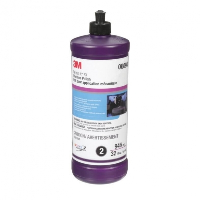 Abrillantador Perfect-it Ex Machine Polish Pn06094 940ml, Paso 2
