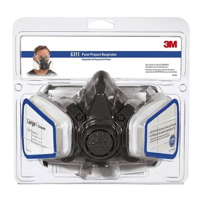 Kit Semimascara 6200 3m 6311
