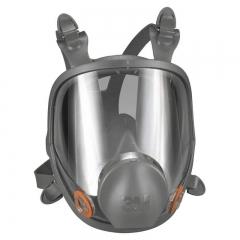 Mascara De Silicona 3m 6800 Cara Completa Mediana