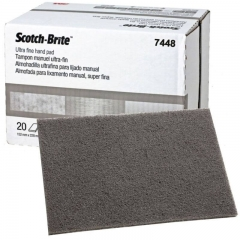 Pano Scotch Brite 7448 Gr Ultrafino 60946 X Unidad