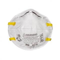 Respirador 3m 8210 N95 Para Polvos Y Neblinas