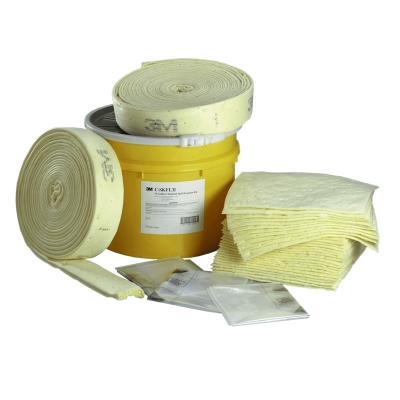 Absorvente 3m C-sklf31 Spill Kit Para Derrames Quimicos