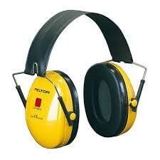 Protector Auditivo Copa Vincha Metalica 21db Nrr. 3m H510a Ex H6 Vincha