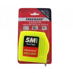 Cinta Metrica 5mts Freemans
