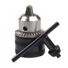 Mandril 10mm Con Llave 3/8*24 Black + Decker 70-022e