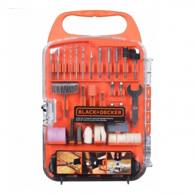 Kit Multiuso Minitorno 175 Pzs Black&decker Bda3037-lac