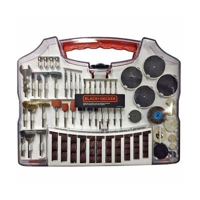 Kit Accesorios Minitorno 93 Pzs Black&decker Bda3038-lac