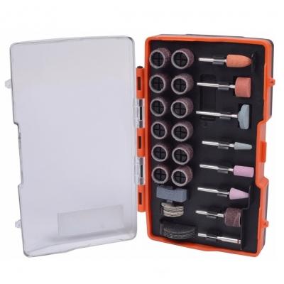 Set Kit Accesorios Minitorno 42 Piezas Black Decker Bda3047