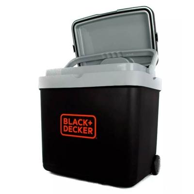 Heladera 12v/220v Black&decker Bdc33lar
