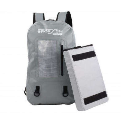 Mochila Estanca Impermeabl 20 Lts - Ideal Para Notebook