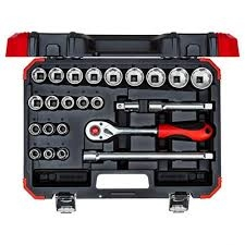 Juego Tubos 1/2 Est 10-32mm 24 Pc Gedore Red 3300056