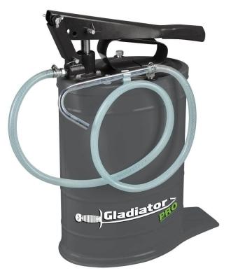Bomba De Engrase Manual 20 Kilos. Gladiator Ea820