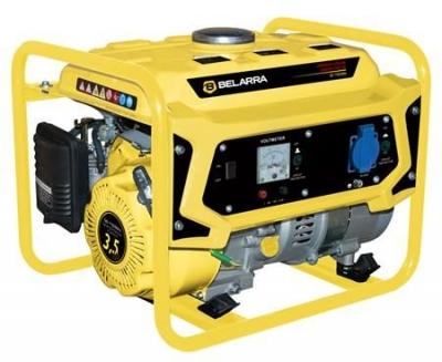 Generador Belarra Gg7680 4t Nafta 6,8kv Manual