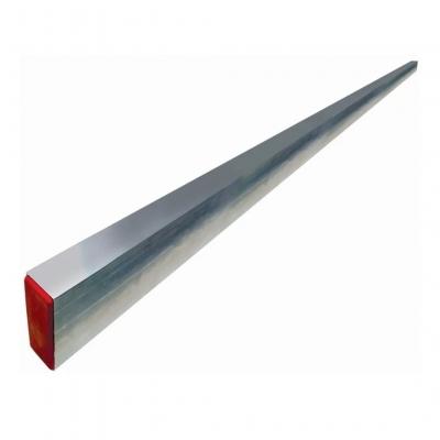 Regla De Aluminio Ref. 2m X 2