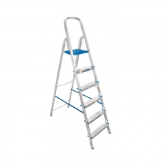 Escalera Aluminio 5 Escalones Crecchio 7005