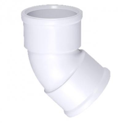 Curva A 45° Hh - De 40 Mm Linea Reforz