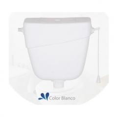 Deposito Para Colgar A Cadena Premium Inyectado 11 Lts Blanco