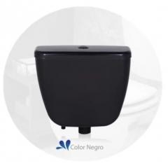 Mochila Plastica Conexión Fuelle Luxury Inyectado 14 Lts - Simil Loza  Negro