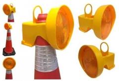 Faro Intermitente Amarillo Para Conos Leds Cd-7351