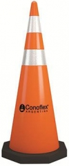 Cono Conoflex Rutero 90cm 1201 7kg (peso) C/reflectivo