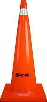 Cono Conoflex Economax 100cm (altura) 3kg, C/reflectivo