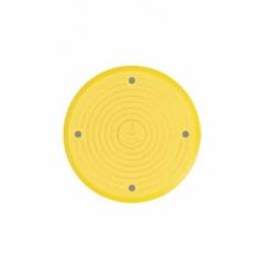 Tacha Circular Plana 6x120mm Conoflex Tp120