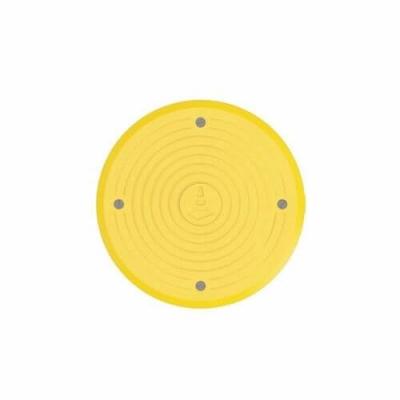Tacha Circular Plana 6x90mm Conoflex Tp90
