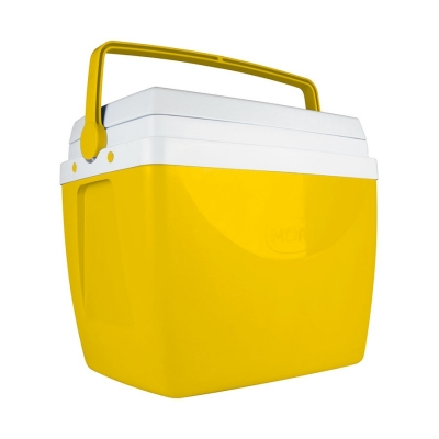 Conservadora 34 Litros Mor Color Amarilla