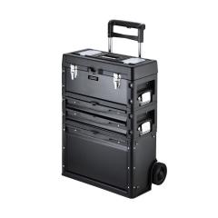 Carro Porta Herramientas De Acero Con Manilla De Aluminio Barovo