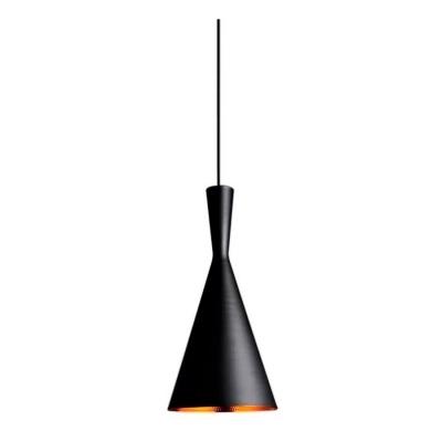 Luminaria Colgante Etheos Col5202a - Negra