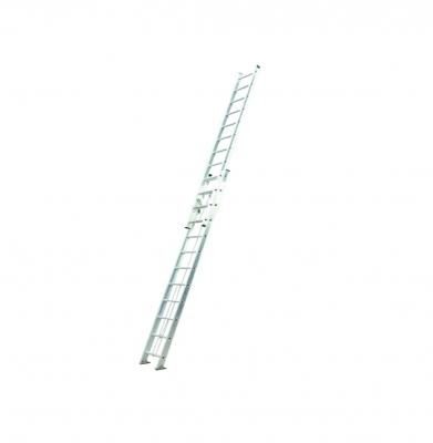 Escalera Kushiro Aluminio Extensible 2 × 12 Con Soga