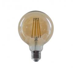 Lámpara Led Vintage Etheos G95 8 W - Ultra Cálida