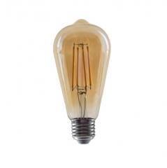 Lámpara Led Vintage Etheos St64 8 W - Ultra Cálida