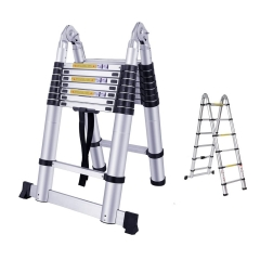 Escalera Telescópica Plegable 6×2 Kushiro