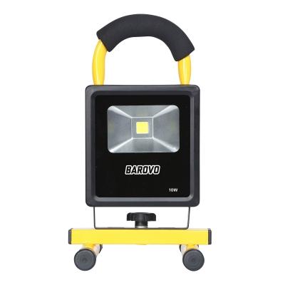 Reflector Led Recargable A Batería 10 W
