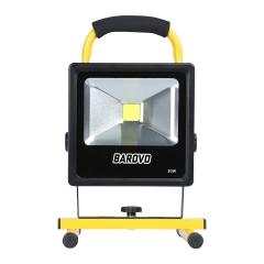 Reflector Led Recargable A Batería 20 W (carga Con Usb)