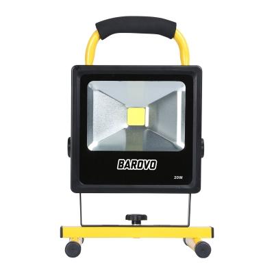 Reflector Led Recargable A Batería 20 W