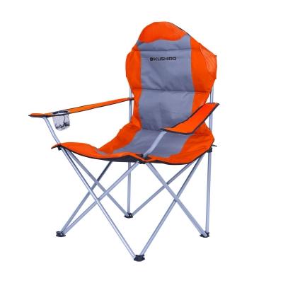 Sillón Camping Plegable Respaldo Alto